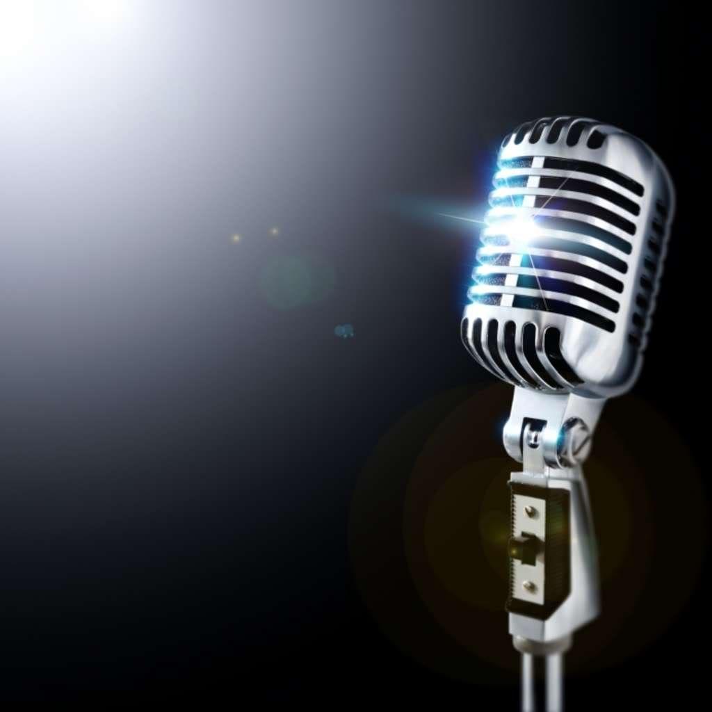 micrófono-antiguo